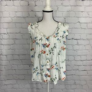 Anthropologie Maeve Top size 12